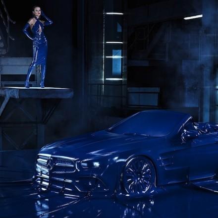 Mercedes-Benz Fashion Film FW16