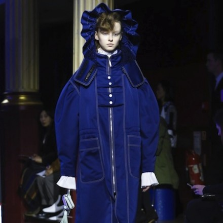 Paris Fashion Week FW16 – Kenzo