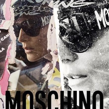 Moschino FW16 Campaign