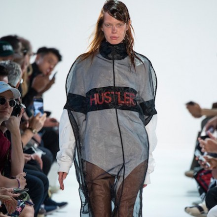 NY Fashion Week SS17 – HOOD BY AIR