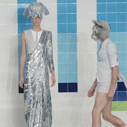 NY Fashion Week SS17 – THOM BROWNE