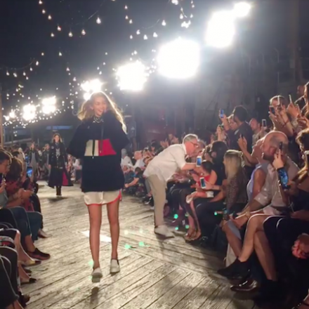 NY Fashion Week SS17 – TOMMY HILFIGER