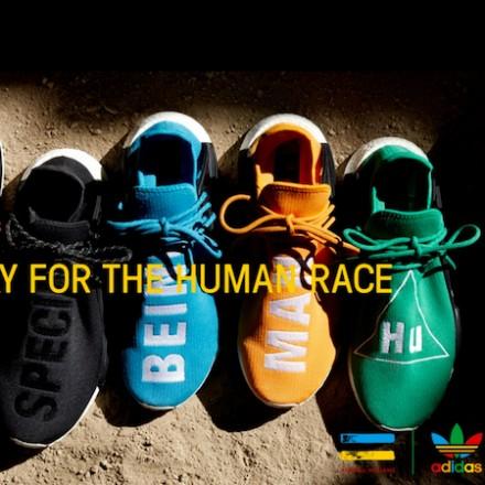 adidas Originals = PHARRELL WILLIAMS | Hu