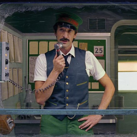 H&M Holiday Video directed by Wes Anderson