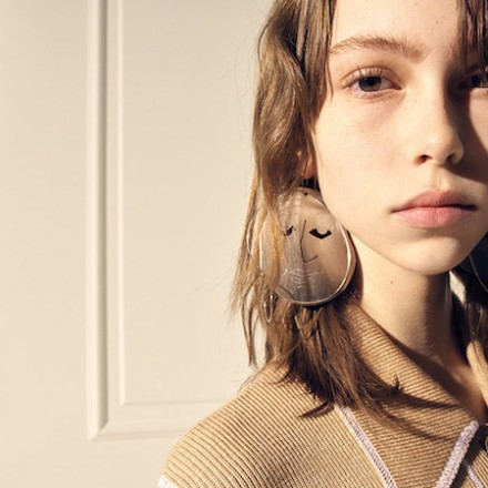J.W. ANDERSON – MOON FACE ACCESSORIES