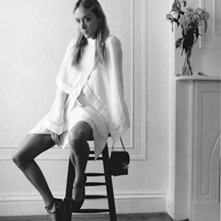 Chloë Sevigny – new face of J.W.Anderson