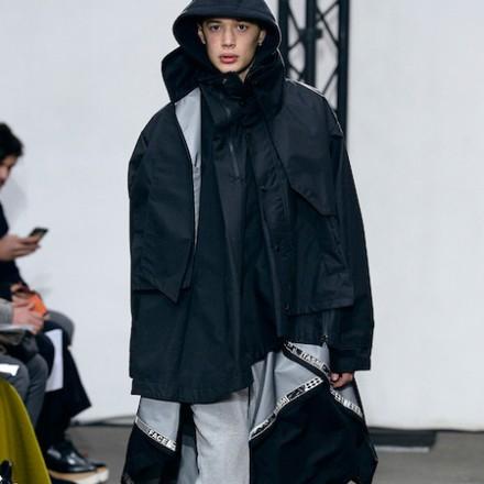 Paris Fashion Week: Men FW17 – Facetasm