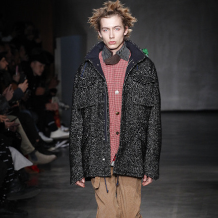 PARIS FASHION WEEK: MEN FW17 – SACAI