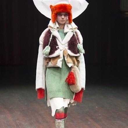 Paris Fashion Week FW17 – UNDERCOVER