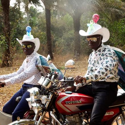 KENZO summer 2017 collection captured in Nigeria