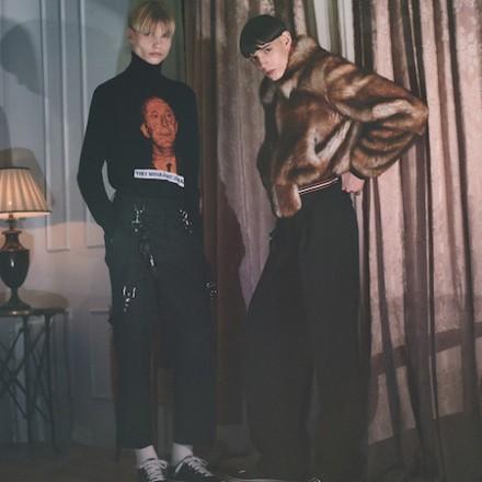 Dior Homme Winter 2017-2018 Ad Campaign