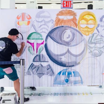 Uniqlo Star Wars Artist Collection