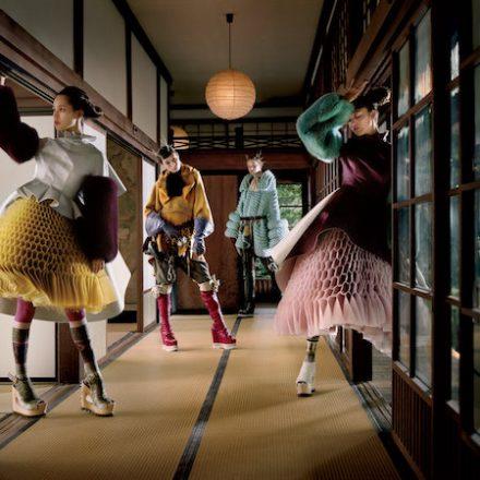 T Magazine – Jun Takahashi, the Sorcerer of Fashion