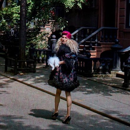 CR AND THE CITY: Carine Roitfeld's Take on Carrie Bradshaw