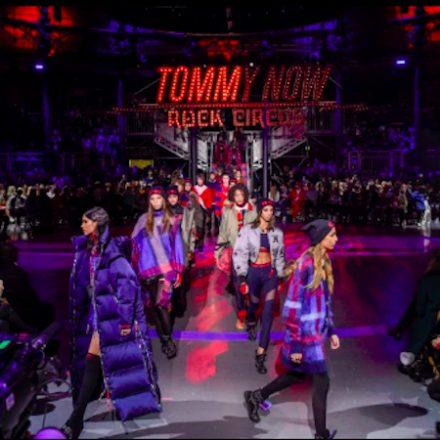 LFW SS18 – Tommy Hilfiger