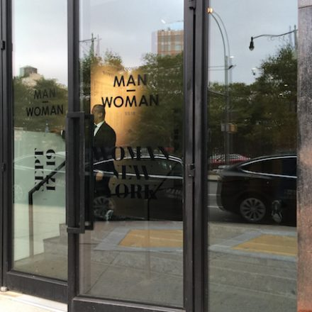 WOMAN NEW YORK SS18