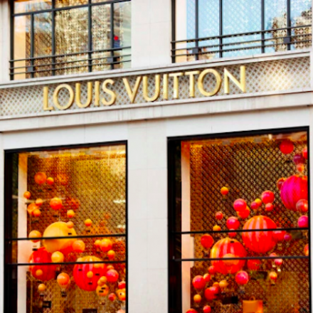 Louis Vuitton Pop up in NYC