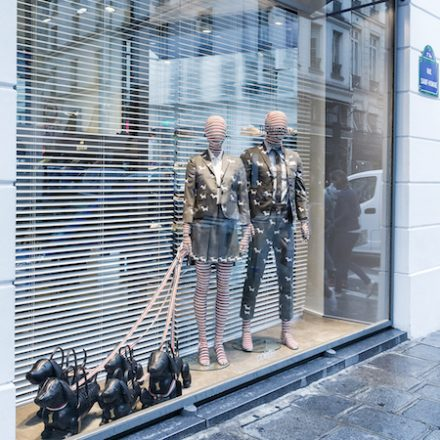 Thom Browne at colette