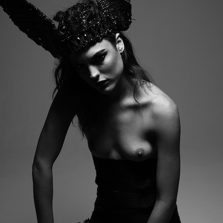 "Rankin's new exhibition ""Naked"""