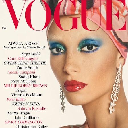 Edward Enninful Introduces new British Vogue