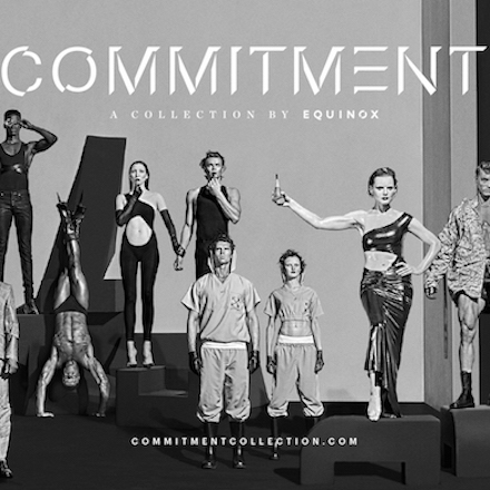COMMITMENT, A COLLECTION BY EQUINOX